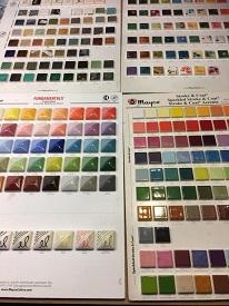 mayco kleurenkaart